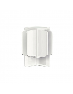 conector esquina de pared para tira de perfil riel guia para colgar cuadros sin hacer agujeros, artiteq click rail 30 kg