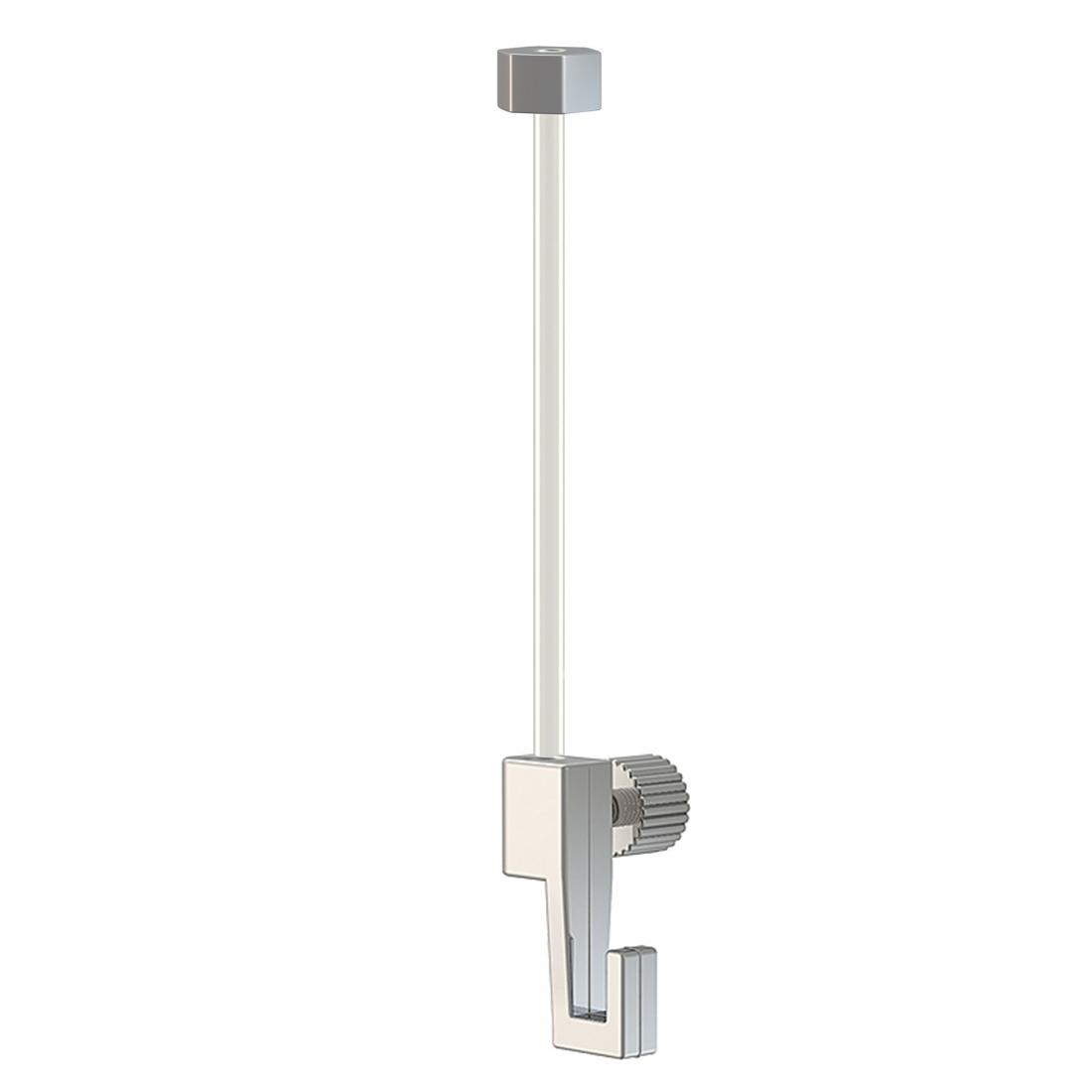 Kit cable con gancho para colgar cuadros artiteq